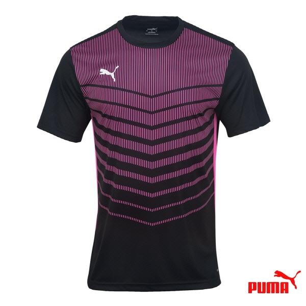 [푸마] 풋볼플레이 그래픽 셔츠 65681221