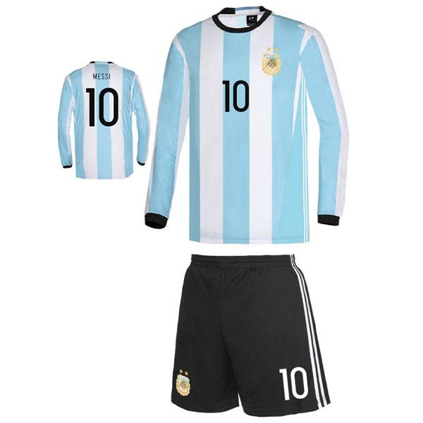 아르헨티나 홈형 16-17 [풀마킹/번호/이니셜] C1608