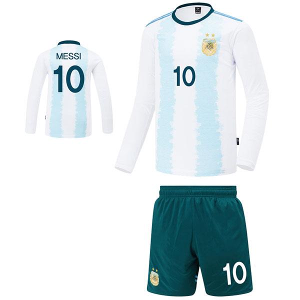 아르헨티나 홈형 17-18 [풀마킹/번호/이니셜] C1919