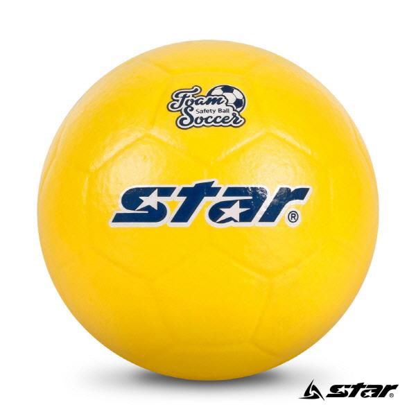 [스타] 폼 축구볼 5호 노랑 CB8105-05