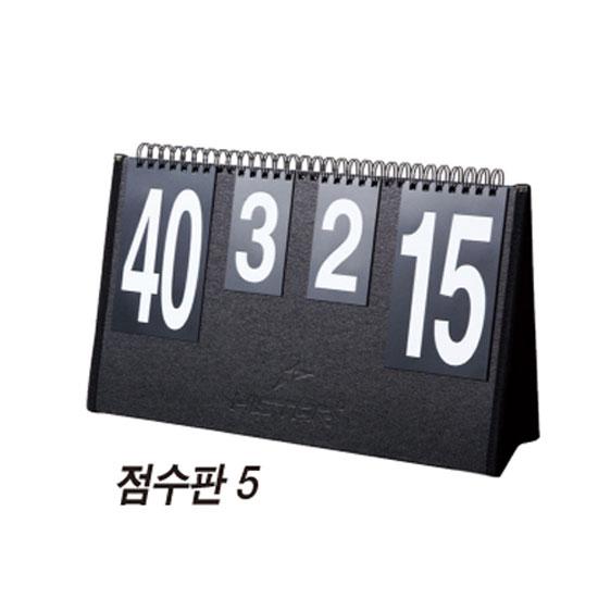 [캡스록] 점수판 CSR-SCORE5