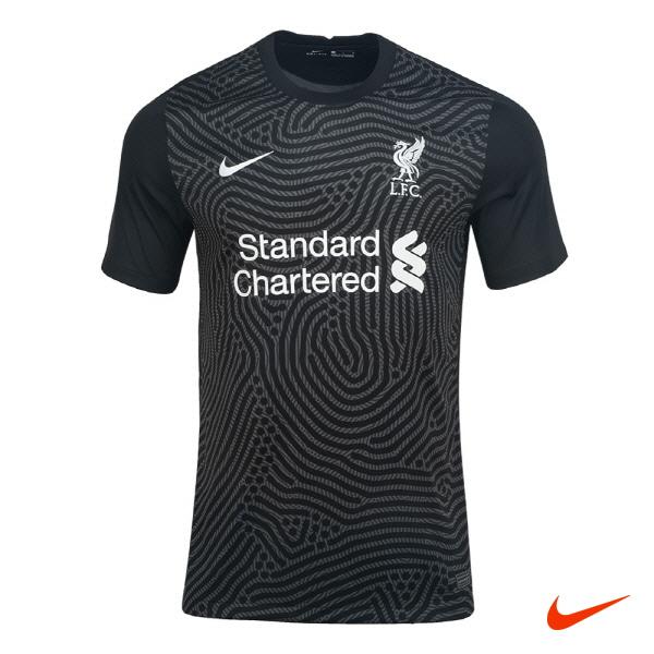 [나이키] 리버풀 FC 2020/21 스타디움 골키퍼 숏슬리브 저지 DA7061022