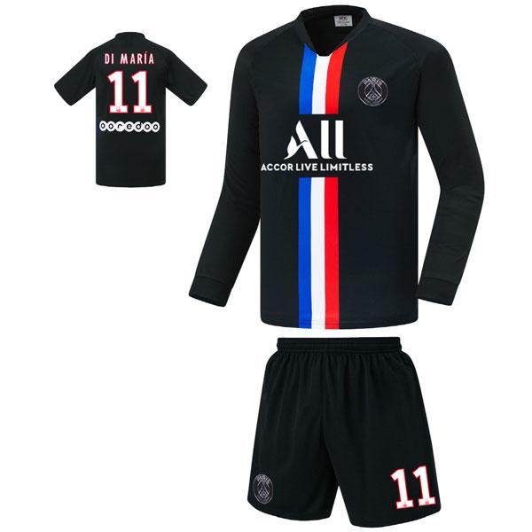 파리생제르망 져지형 19-20 축구유니폼 셋트 [풀마킹/번호/이니셜] FS0133
