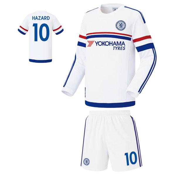 첼시 어웨이 커스텀 축구유니폼 셋트 [풀마킹/번호/이니셜] FS0335