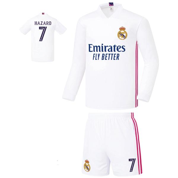 레알마드리드 홈형 20-21 축구유니폼 셋트 [풀마킹/번호/이니셜] FS0362
