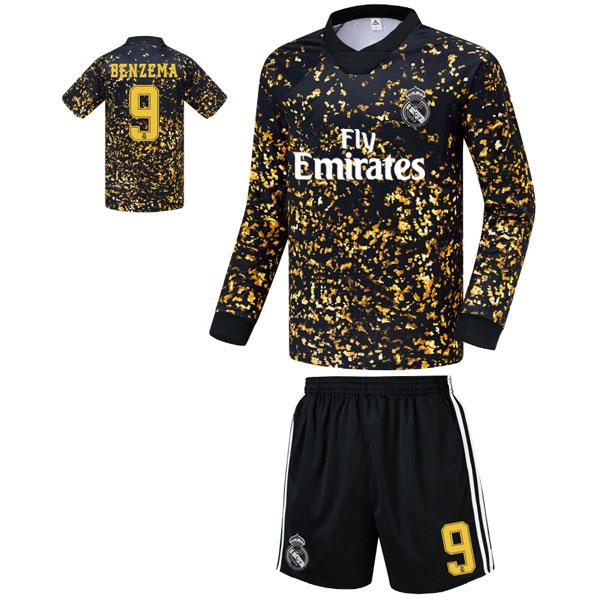 레알마드리드 져지형 19-20 축구유니폼 셋트 [풀마킹/번호/이니셜] FS0363