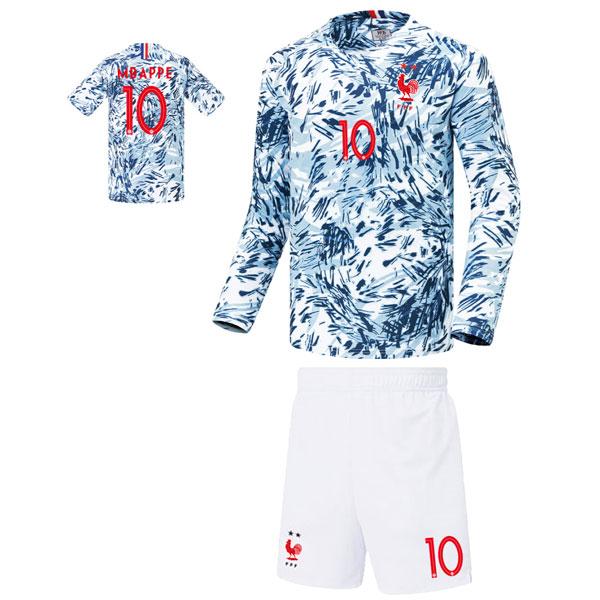 프랑스 져지형 20-21 축구유니폼 셋트 [풀마킹/번호/이니셜] FS0372