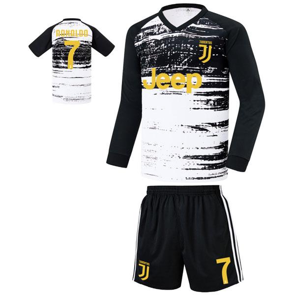 유벤투스 져지형 19-20 축구유니폼 셋트 [풀마킹/번호/이니셜] FS0423