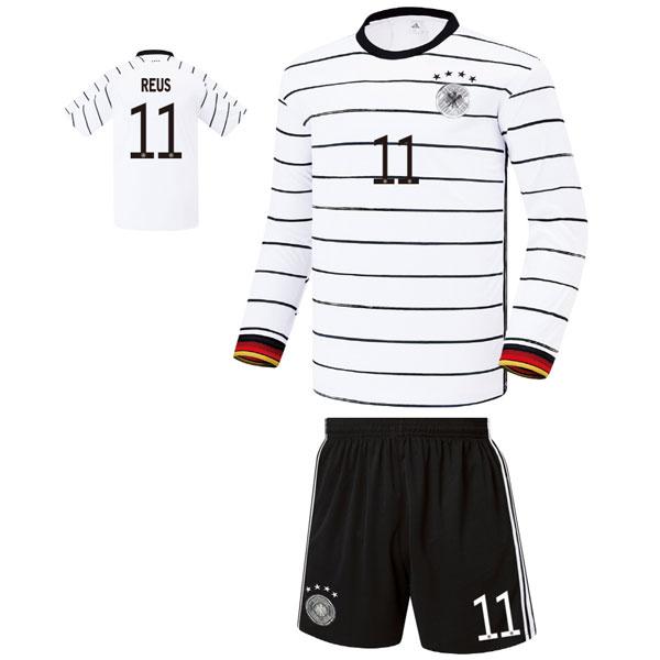 독일 홈형 20-21 축구유니폼 셋트 [풀마킹/번호/이니셜] FS0432