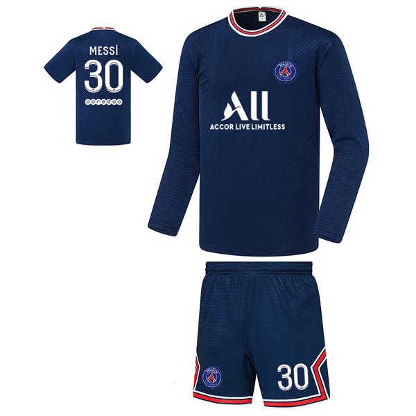 파리생제르망 홈형 21-22 축구유니폼 셋트 [풀마킹/번호/이니셜] FS1130
