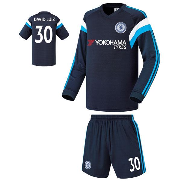 첼시 져지형 14-15 축구유니폼 셋트 [풀마킹/번호/이니셜] FS4330