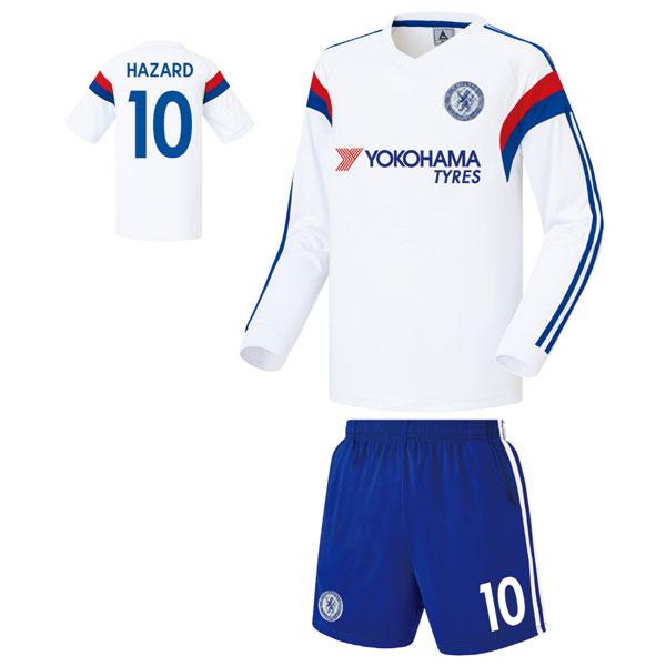 첼시 져지 커스텀 축구유니폼 셋트 [풀마킹/번호/이니셜] FS4332