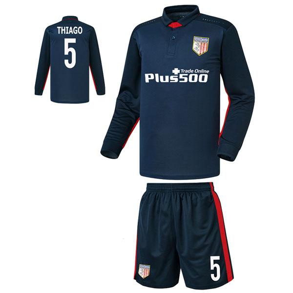아틀레티코 마드리드 어웨이형 15-16 축구유니폼 셋트 [풀마킹/번호/이니셜] FS5040
