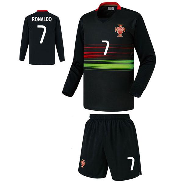 포르투갈 어웨이형 15-16 축구유니폼 셋트 [풀마킹/번호/이니셜] FS5313