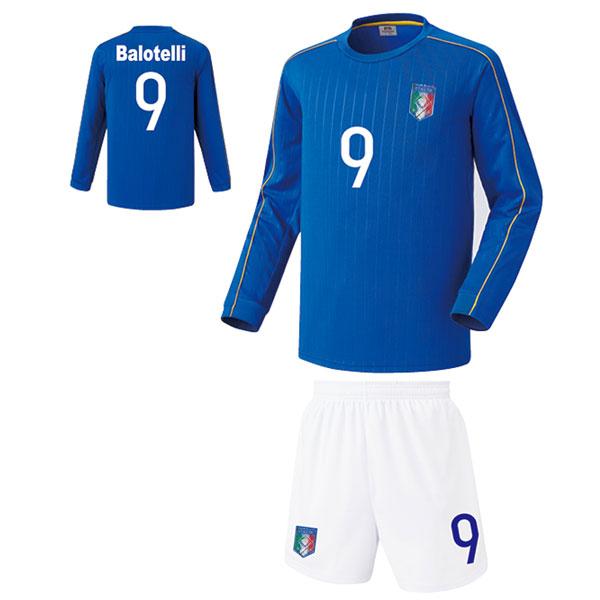 이탈리아 홈형 16-17 축구유니폼 셋트 [풀마킹/번호/이니셜] FS5351