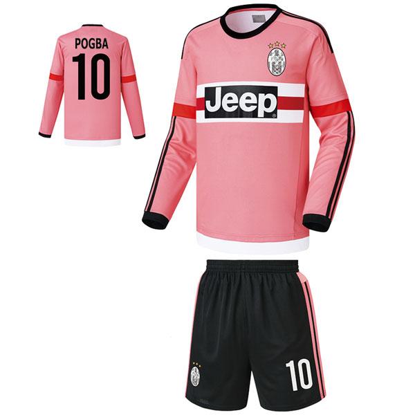 유벤투스 어웨이형 15-16 축구유니폼 셋트 [풀마킹/번호/이니셜] FS5425