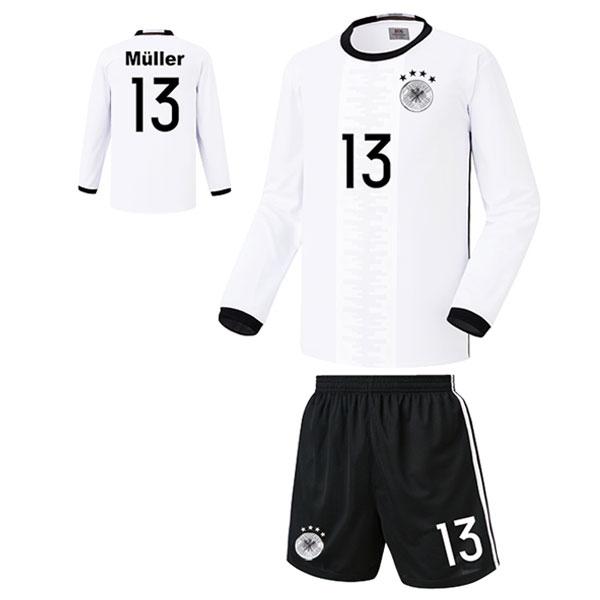독일 홈형 16-17 축구유니폼 셋트 [풀마킹/번호/이니셜] FS5432