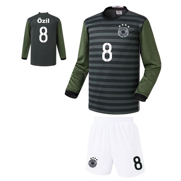 독일 어웨이형 16-17 축구유니폼 셋트 [풀마킹/번호/이니셜] FS5434