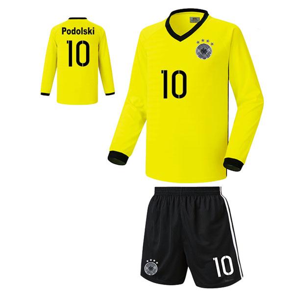 독일 져지형 16-17 축구유니폼 셋트 [풀마킹/번호/이니셜] FS5437