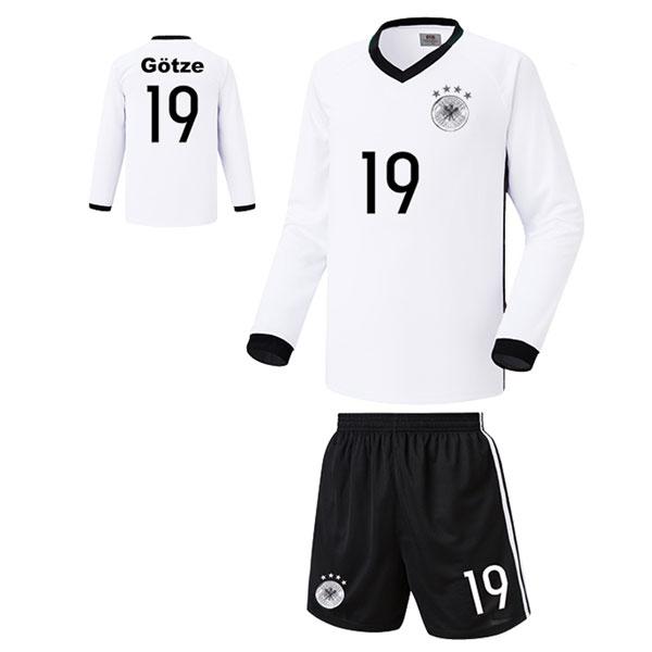 독일 져지형 16-17 축구유니폼 셋트 [풀마킹/번호/이니셜] FS5532
