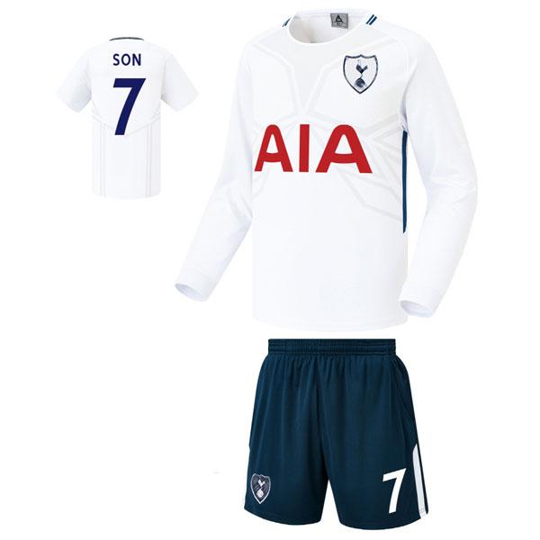 토트넘 홈형 17-18 축구유니폼 셋트 [풀마킹/번호/이니셜] FS7122