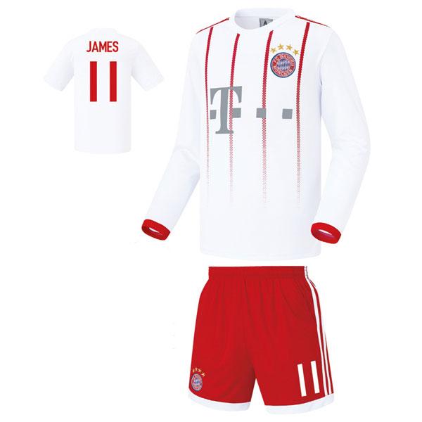 뮌헨 써드형 17-18 축구유니폼 셋트 [풀마킹/번호/이니셜] FS7182