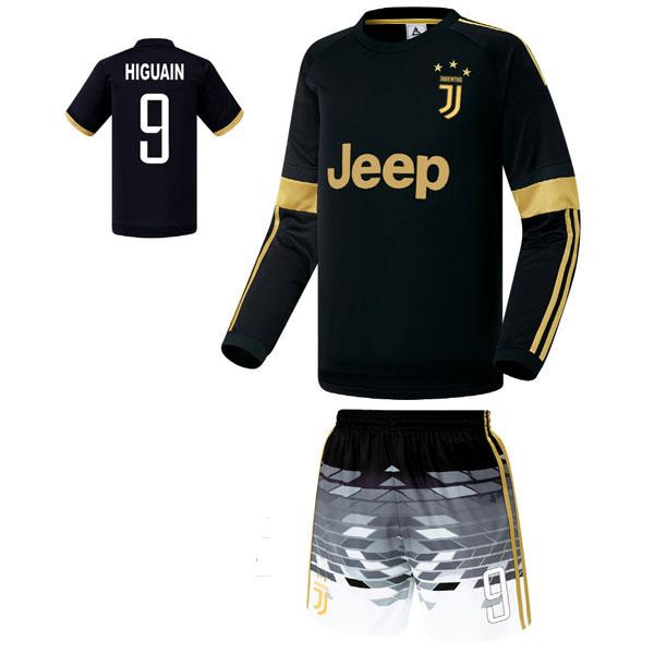 유벤투스 써드형 17-18 축구유니폼 셋트 [풀마킹/번호/이니셜] FS7423