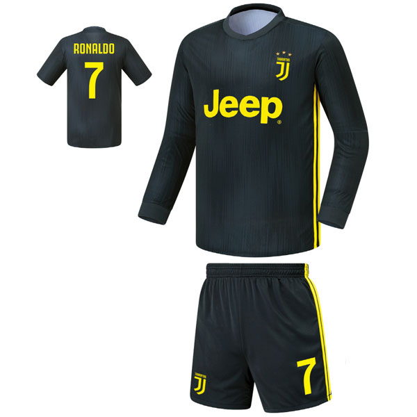 유벤투스 써드형 18-19 축구유니폼 셋트 [풀마킹/번호/이니셜] FS8429