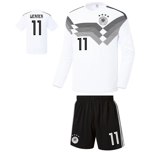 독일 홈형 17-18 축구유니폼 셋트 [풀마킹/번호/이니셜] FS8432