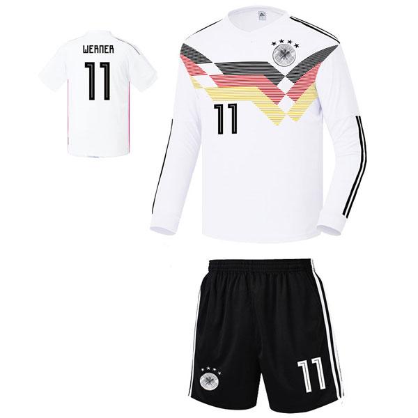 독일 져지형 17-18 축구유니폼 셋트 [풀마킹/번호/이니셜] FS8433