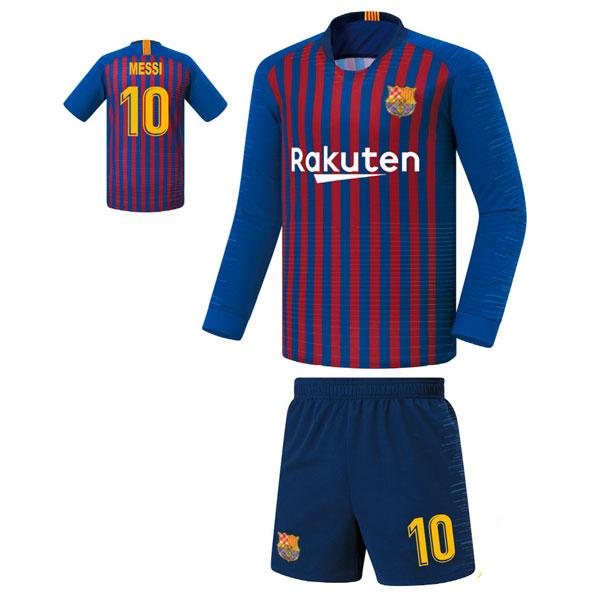 바르셀로나 홈형 18-19 축구유니폼 셋트 [풀마킹/번호/이니셜] FS8451