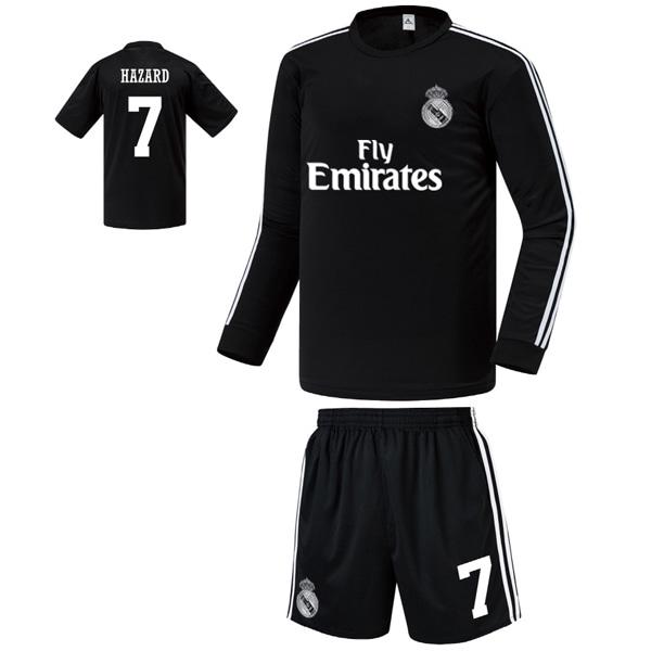 레알마드리드 져지 커스텀 19-20 축구유니폼 셋트 [풀마킹/번호/이니셜] FS9003