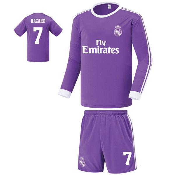 레알마드리드 져지 커스텀 19-20 축구유니폼 셋트 [풀마킹/번호/이니셜] FS9006