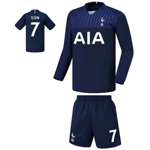 토트넘 어웨이형 19-20 축구유니폼 셋트 [풀마킹/번호/이니셜] FS9120