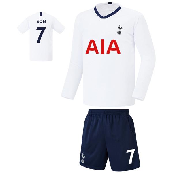 토트넘 홈형 19-20 축구유니폼 셋트 [풀마킹/번호/이니셜] FS9122