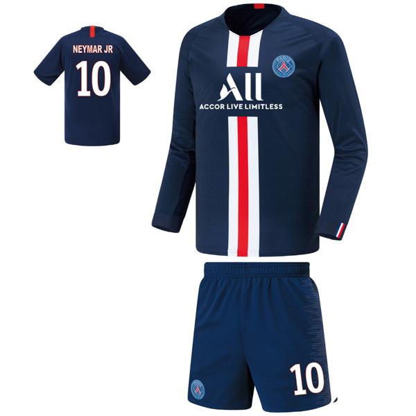파리생제르망 홈형 19-20 축구유니폼 셋트 [풀마킹/번호/이니셜] FS9130
