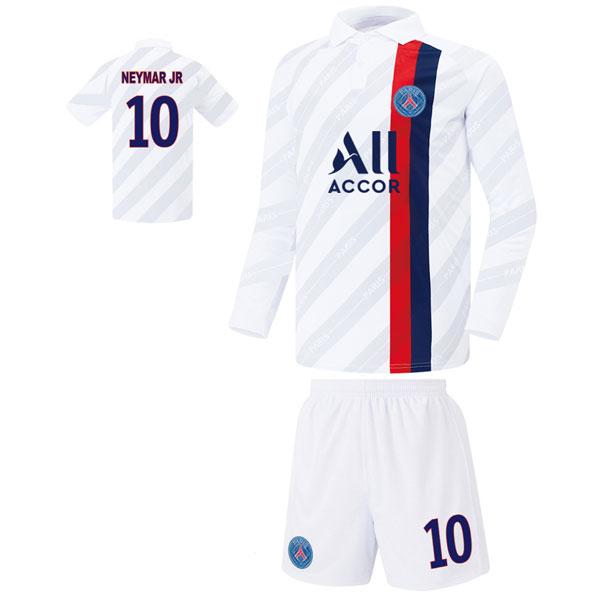 파리생제르망 써드형 19-20 축구유니폼 셋트 [풀마킹/번호/이니셜] FS9135