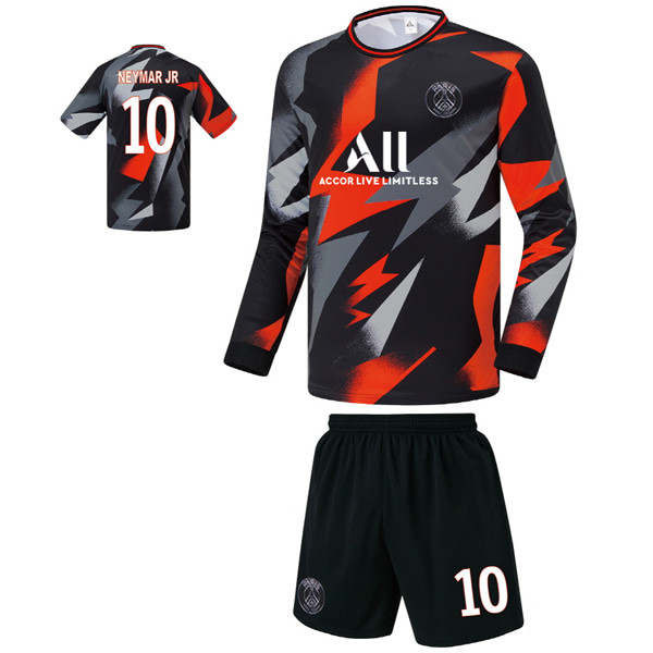 파리생제르망 져지형 19-20 축구유니폼 셋트 [풀마킹/번호/이니셜] FS9139