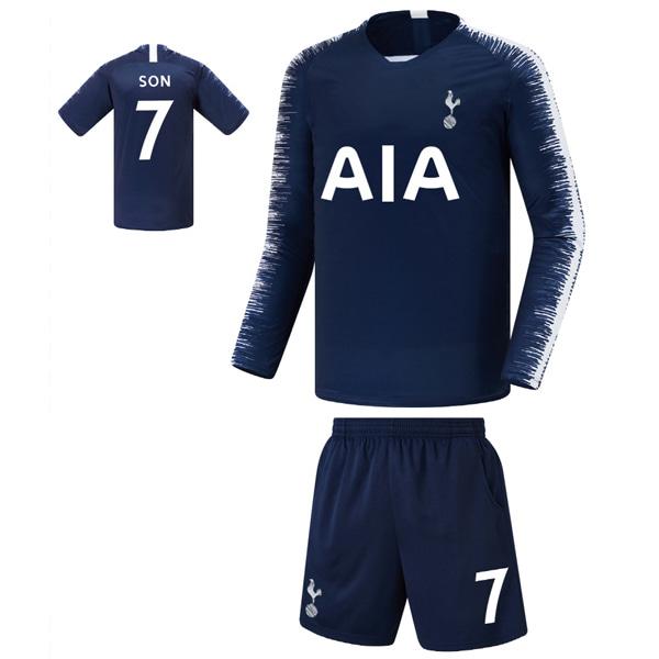 토트넘 져지형 19-20 축구유니폼 셋트 [풀마킹/번호/이니셜] FS9220