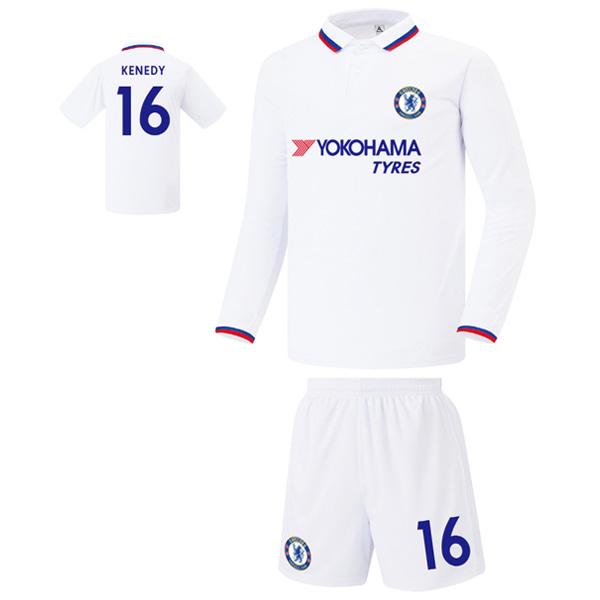 첼시 어웨이형 19-20 축구유니폼 셋트 [풀마킹/번호/이니셜] FS9332