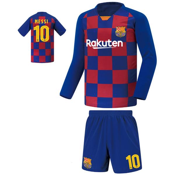 바르셀로나 홈형 19-20 축구유니폼 셋트 [풀마킹/번호/이니셜] FS9451