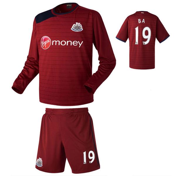 뉴캐슬 어웨이형 축구유니폼 셋트 [풀마킹/번호/이니셜] HTT247