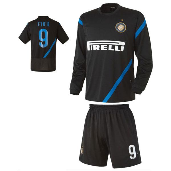 인터밀란 져지형 축구유니폼 셋트 [풀마킹/번호/이니셜] HTT533