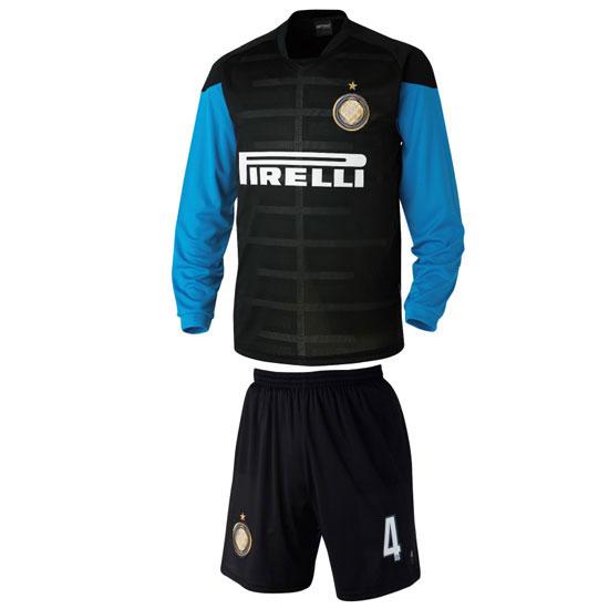 인터밀란 져지형 축구유니폼 셋트 [풀마킹/번호/이니셜] HTT549