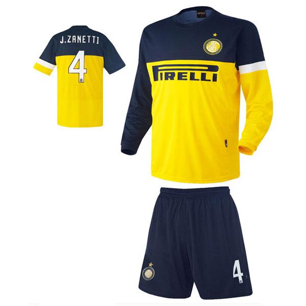 인터밀란 져지형 축구유니폼 셋트 [풀마킹/번호/이니셜] HTT592