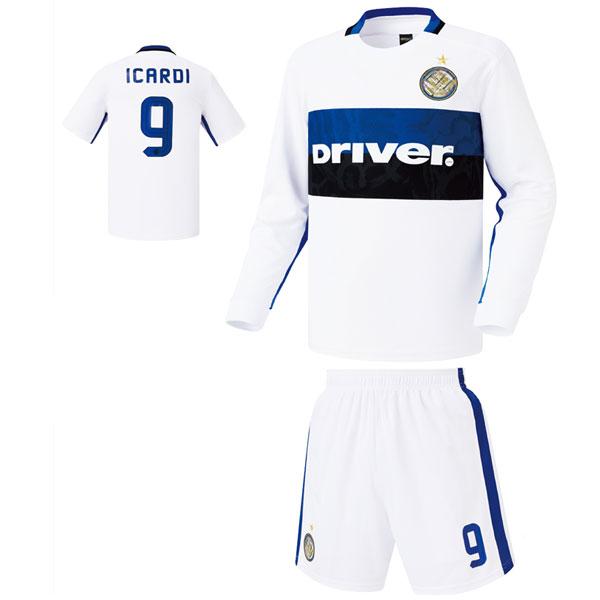 인터밀란 어웨이형 15-16 축구유니폼 셋트 [풀마킹/번호/이니셜] 기능성원단 HTT598
