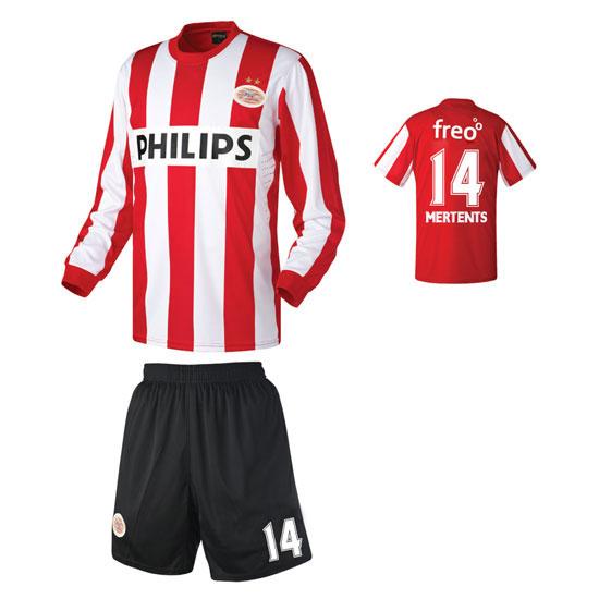 아인트호벤 홈형 13-14 축구유니폼 셋트 [풀마킹/번호/이니셜] HTT640
