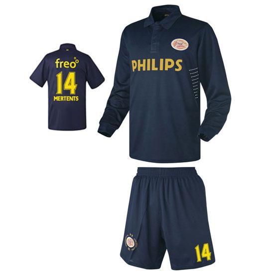 아인트호벤 어웨이형 13-14 축구유니폼 셋트 [풀마킹/번호/이니셜] HTT641