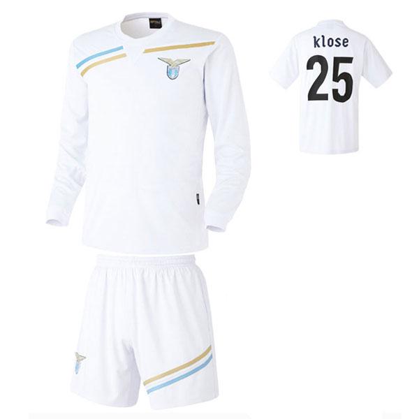 라치오 어웨이형 축구유니폼 셋트 [풀마킹/번호/이니셜] HTT661
