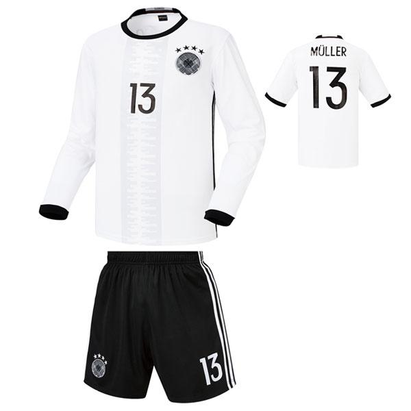독일 홈형 16-17 축구유니폼 셋트 [풀마킹/번호/이니셜] 기능성원단 HTT774